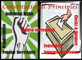 Constitutional Principles Common Core Ready