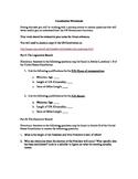 Constitutional Worksheet