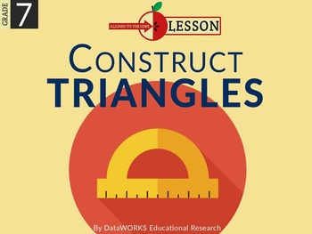 Construct Triangles