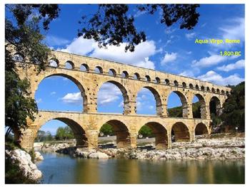 Construct a Roman Aqueduct PWP
