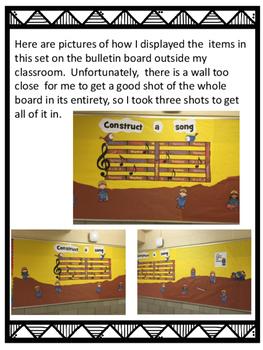 Construct a Song Bulletin Board