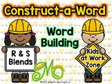 Construct-a-Word – Word Building with S and R blends - Int
