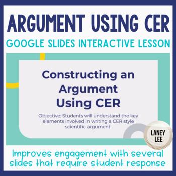 Construct an Argument - Lesson