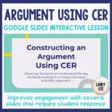 Construct an Argument - NGSS Lesson