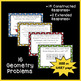 Math Constructed Response Word Problems BUNDLE: ALL 3rd Grade Common Core