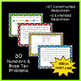 Math Constructed Response Word Problems: ALL 5th Grade Standards