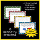 Math Constructed Response Word Problems BUNDLE: ALL 5th Grade Common Core