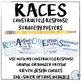 Constructed Response RACES Posters