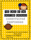 Constructed Response The Case of the Gasping Garbage