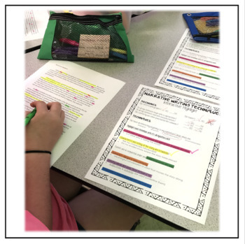Constructed Response Writing Interactive Highlight