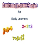Constructed Response for Early Learners