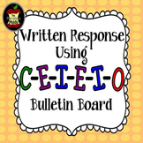 Written Response Using C-E-I-E-I-O Bulletin Board