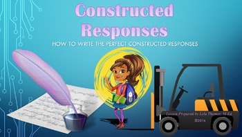 Constructed Responses (More Practice)