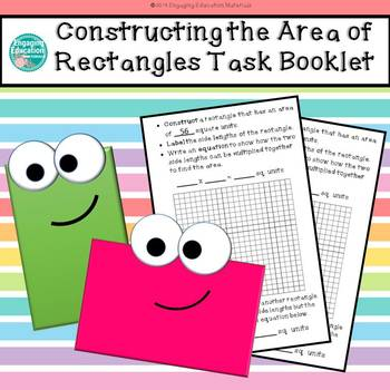 Constructing the Area of Rectangles
