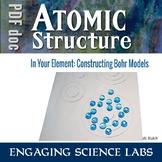 ATOMIC STRUCTURE: Constructing Bohr models, a manipulative