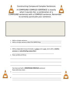 Constructing Compound-Complex Sentences