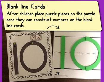 Constructing Numbers with Lines and Curves: Number Writing Readiness, HWT-style