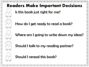 Reading Workshop: Constructing Our Reading Lives - Unit 1 {Common Core Aligned}
