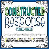 Constructing Responses for ELA