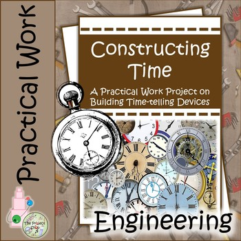 Constructing Time: A Middle School Project on Building Sundials and Water Clocks