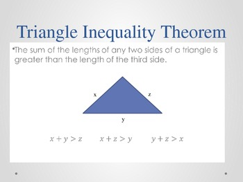 Constructing Triangles Lesson PowerPoint