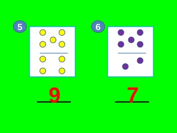 Constructing Whole Numbers Using Dot Sets for Visual Learners