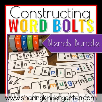 Constructing Word Bolts Blends