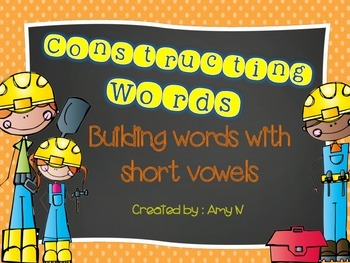 Making CVC Words
