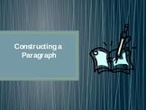 Constructing a Paragraph