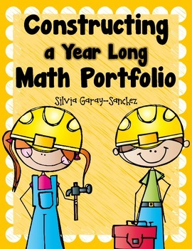 Constructing a Year Long Math Portfolio