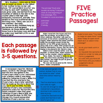 Constructing the Meaning of Words and Phrases In a Text  BUNDLE