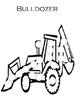 Construction Vehicles Dot Art Book