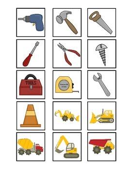 Construction Vocabulary Cariboo