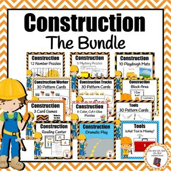 Construction Activities Bundle