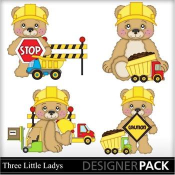 Construction Bears
