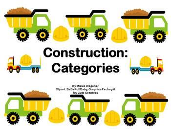 Construction: Categories