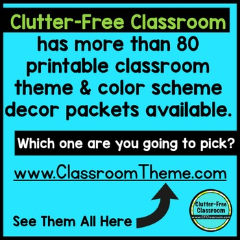 CONSTRUCTION THEME Classroom Decor EDITABLE