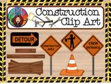 Clip Art - Construction
