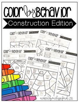 Construction - Color By Behavior