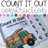Construction Count It Out Adapted Books