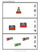 Construction Count and Clip Cards - Set of 15