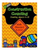 Construction Counting Puzzles (to 20)