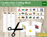 Construction Cutting Strips