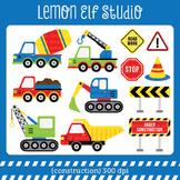 Construction-Digital Clipart (LES.CL25B)