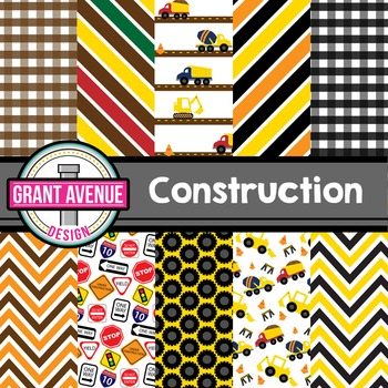 Construction Digital Papers