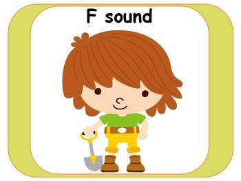 Construction: Early Sounds (f, d, m, p, b, k, g, and t)