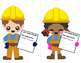 Construction Game Set