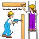 Construction Kids Clip Art | Children Building