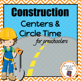 Construction Lesson Plan - Preschool Homeschool