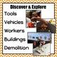 Construction Lesson Plan - Preschool Homeschool